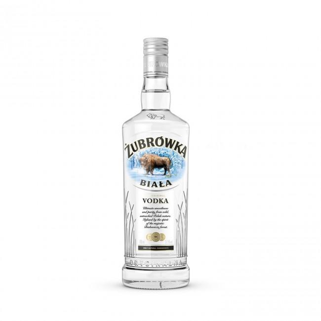 Zubrowka Biala Vodka 0.7L