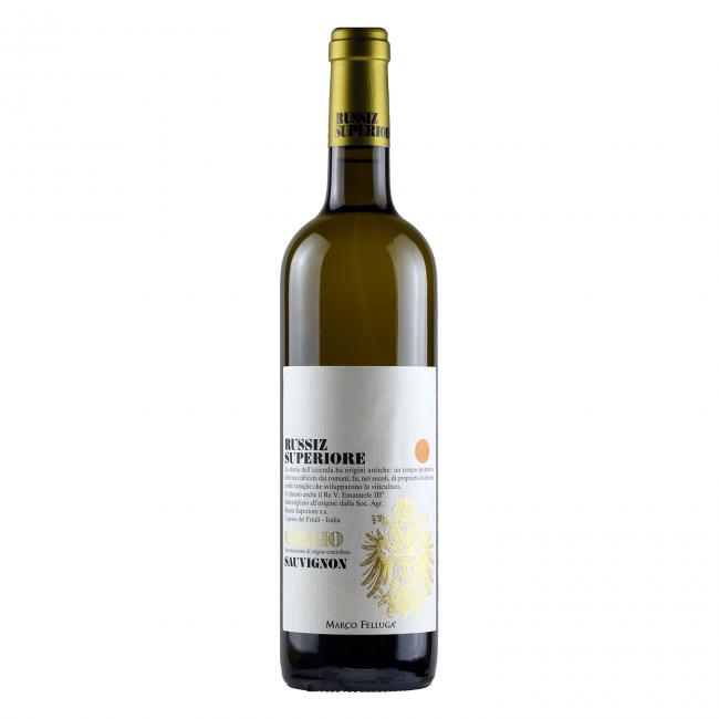 Russiz Superiore Collio Sauvignon 2020 DOC 0.75L Vin alb sec