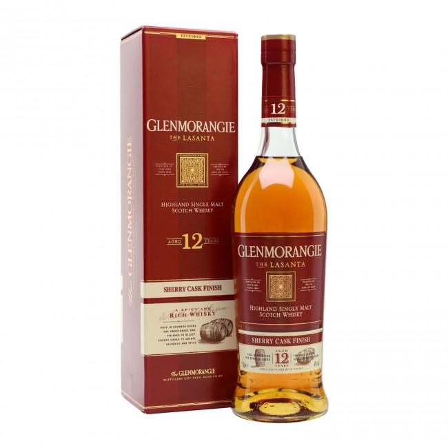 Glenmorangie Whisky Lasanta 12 Ani 0.7L