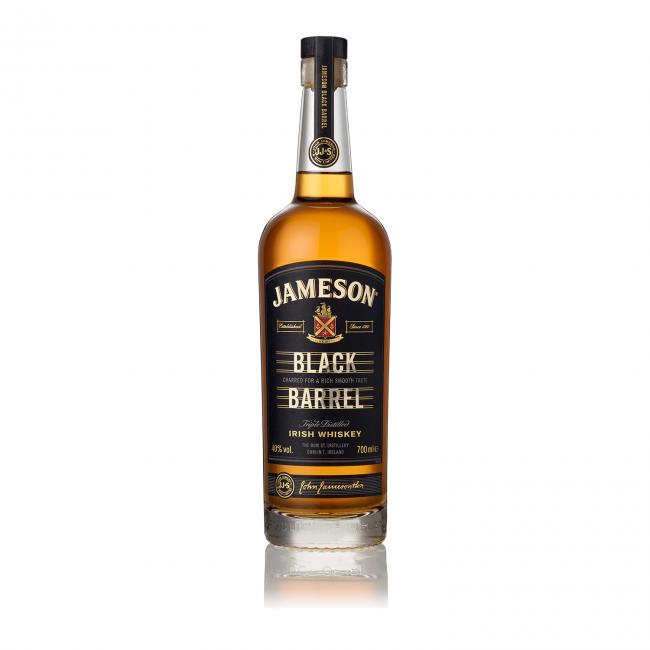 Jameson Black Barrel 0.7L - Cutie carton