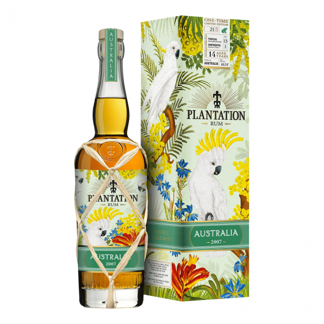 Plantation Rum Australia 2007 0.7L