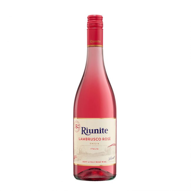 Riunite Lambrusco Rose Emilia IGT 0.75L