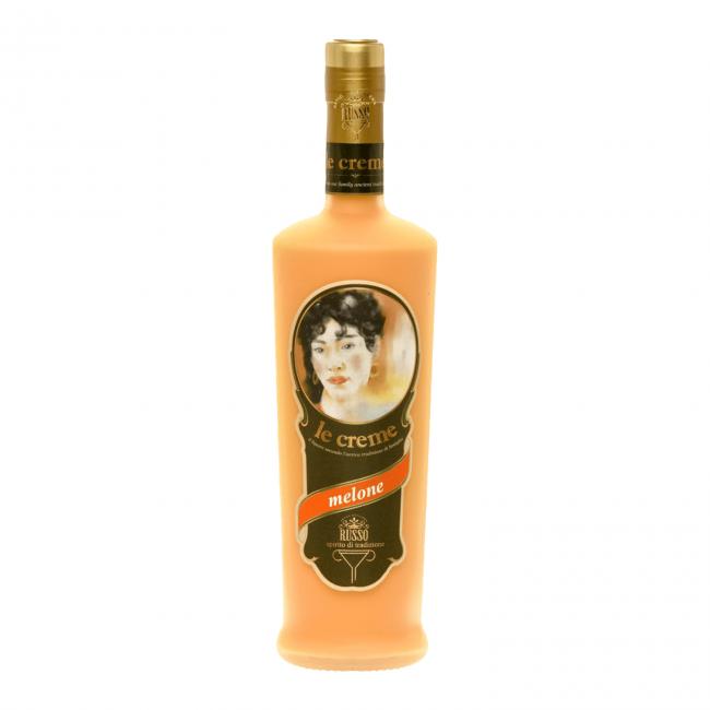 Russo Lichior Crema Pepene Galben 0.7L - Meloncello