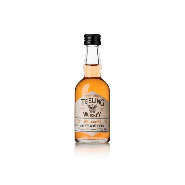 Teeling Whiskey Single Grain Mini 0.05L