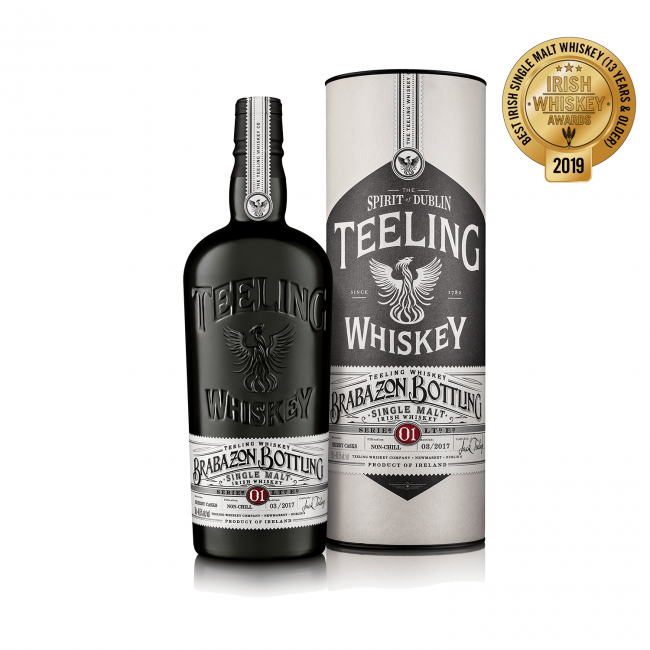 Teeling Whiskey Brabazon Series 1 Gift 0.7L