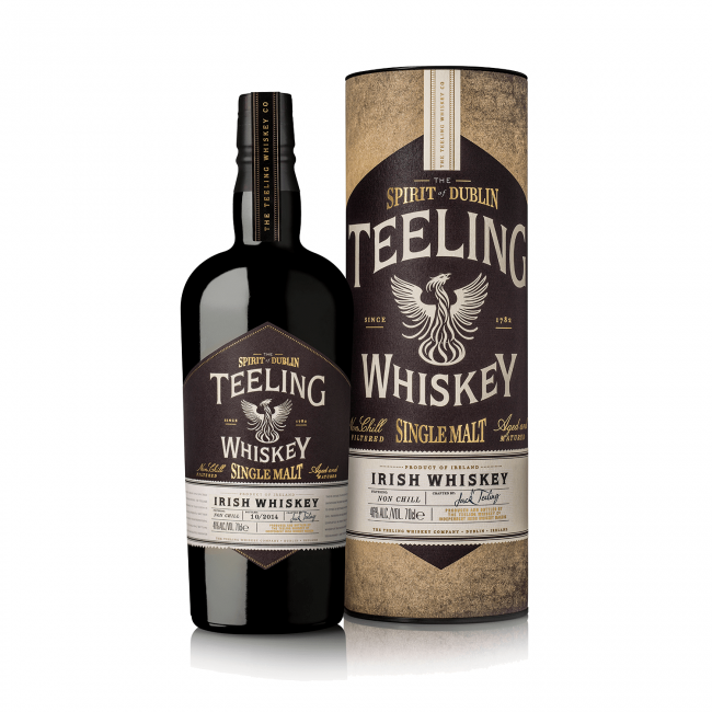 Teeling Whiskey Single Malt Gift 0.7L