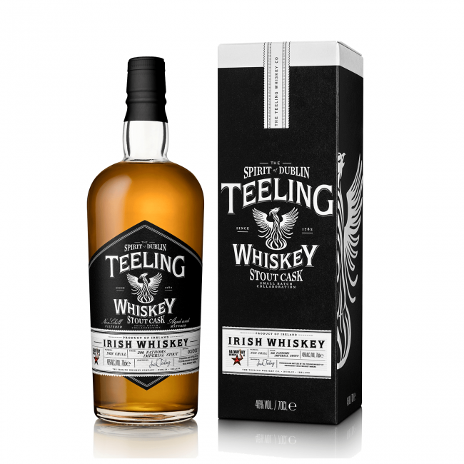 Teeling Whiskey Small Batch Stout 0.7L